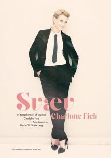 """Taastrup Teater og Charlotte Fich præsenterer teaterkoncerten """"Svæv"""""""