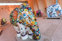 JUMBO SUMMER AS ELEPHANT PARADE VISITS THREE COUNTRIES