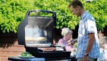 Danskerne griller for fuld gas – dropper kulgrillen