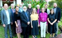 Svenska kyrkoledare besökte troende i Indien och Myanmar