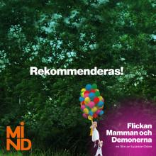 Mind deltar i samtal om psykisk ohälsa efter specialvisning av filmen Flickan Mamman och Demonerna