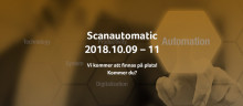 Träffa Malux på Scanautomatic