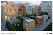 Bygglov för stadsradhusen i centrala Nykvarn