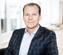 Henrik Strinning utsedd till ny VD för Compass Group Sverige
