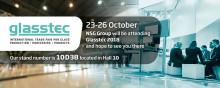 NSG Group ställer ut på Glasstec 2018 i Düsseldorf