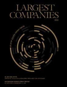 Unika topplistor och fokus på big data i årets utgåva av Largest Companies