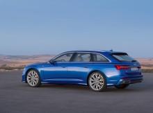 Avant-garde: Ny Audi A6 Avant