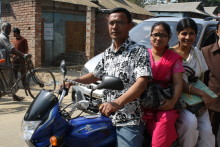 Förändring motiverar fältarbetare i Bangladesh