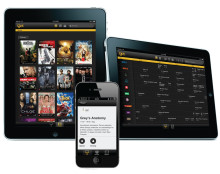 Styr Get boxen fra iPhone, iPad eller Android mobiler
