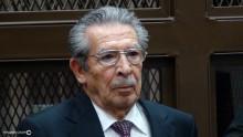 Guatemalas ex-diktator Rios Montt dömd till 80 års fängelse