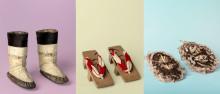 Oplev sko fra hele verden på Moesgaard i efterårsferien