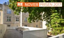 Sankelmarksgade er nomineret til Jubilæumsprisen - Danmarks bedste almene renovering