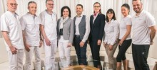 Das neue Preidl MedSpa Team im Wellnesshotel Preidlhof