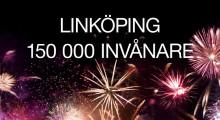 Linköping har blivit 150 000 invånare