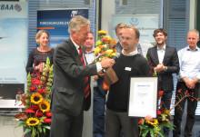 Lilienthal-Preis 2017 geht an Start-Up aus Wildau / Auszeichnung für herausragende Innovationen in der Luft und Raumfahrt