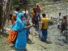 ActionAid-projekt utsett till föredöme i klimatarbete av FN