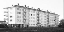 Välkommen att se när Gavlegårdarna återställer Nobelhusets originalutseende