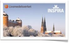 Inspira bemannar Livsmedelsverkets reception i Uppsala