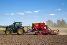 Nordic placerar gödning med maximal effekt även i torra förhållanden
