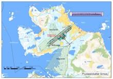 Usikkert om Gimsøya er egnet som lufthavnlokasjon