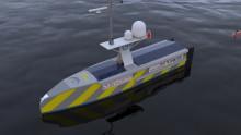 Kongsberg Maritime: Kongsberg K-MATE Autonomy Controller for New USV-AUV Platform