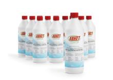 Nu är proffsens rengöringsmedel ABNET® tillgängligt hos alla KAMA Fritids återförsäljare!