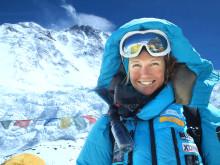 Intervju med Annelie Pompe om Seven Summits