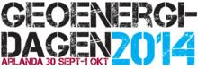 GEOENERGIDAGEN 2014 den 1 oktober på Arlanda
