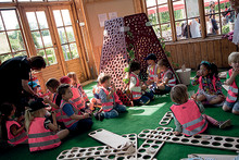 Pressinbjudan Making Child Culture på Alfons Åbergs Kulturhus