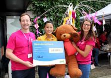 IKEA spendet dem Kinderhospiz Bärenherz 10.000 Euro