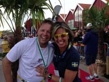 Triathlonutmaningen är avklarad!