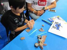 親子で楽しめる5種類の体験教室を開催 ヤマハ発動機コミュニケーションプラザ 夏休み特別イベント