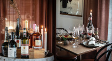 Vinbord i Winery Kitchen – en stämningsfull middag för livsnjutare