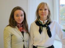 Möte med Euro-Center Ryssland