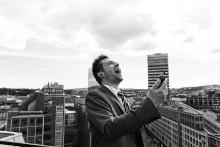 Knut Eivind Berg blir hotelldirektør på Quality Hotel Pond