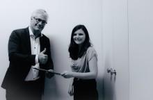 Febelgra-prijs voor AP-studente Yana Dooms