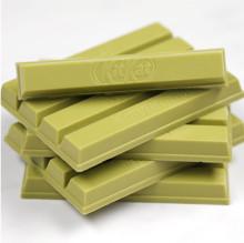 Nu kan du få Matcha Grøn Te i din grønne chokolade