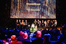 Biomedicum blev Årets bygge 2019