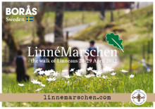 Linnémarschen är nu officiell medlem i IML Walking Association