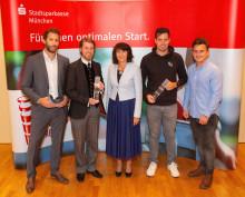 Zeitreise durch die Stadt und Einrichtung im Industriedesign sind die diesjährigen Gewinner des Münchner Gründerpreises