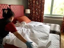 Hotell Kristina söker extrapersonal till Hotellstäd