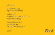 Anna Hallbergs poesi