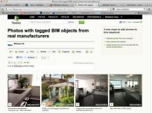 How BIMobject® integrate in social media - Houzz.com