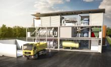 Order från Forest Energy på en Basic Engineering för projekt i Japan
