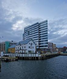 Tromsøs nye storstue har åpnet dørene