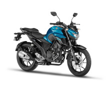 Yamaha Motor Launches FZ25 to Suit Strong Customer Premium Orientation - Street Model for Expanding High Price Range of Indian Motorcycle Market -