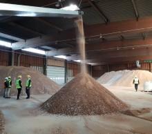 Lantmännen återvinner brödrester i Finland