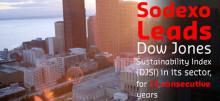 Sodexo toppar hållbarhetsindex för 12:e året i rad