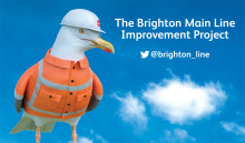 Brighton Main Line improvement works re-scheduled to reduce impact on passengers