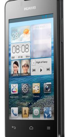 Sverigepremiär för prisvärda Huawei Ascend Y300